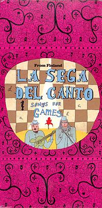 La Sega Del Canto. Songs For Games