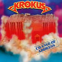 Krokus. Change Of Address