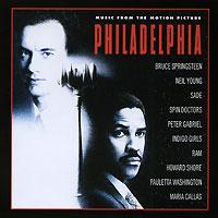 Zakazat.ru: Philadelphia. Music From The Motion Picture