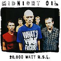 Midnight Oil. 20,000 Watt R.S.L. Greatest Hits