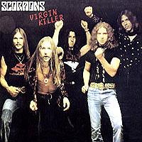 Scorpions. Virgin Killer