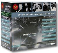 Musik In Deutschland 1950-2000. Musik Fur Orchester: Sinfonische Musik (6 CD)