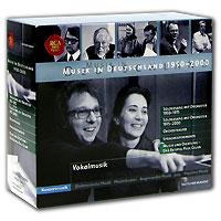 К изданию прилагаются пять буклетов на немецком языке с дополнительной информацией обо всех дисках.