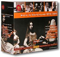 К изданию прилагаются 5 буклетов на немецком языке с дополнительной информацией обо всех дисках.