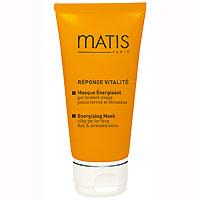 Оживляющая маска Matis, для улучшения цвета кожи, 50 мл36503Гелевая маска опалового цвета с шелковистой текстурой. Разработана для тусклой безжизненной кожи, для восполнения энергии клеток. Нежная маска с гелевой, шелковистой текстурой - идеальное решение, чтобы разбудить клетки кожи. Наполняет кожу энергией, придает ей жизненные силы, благодаря чему кожа светится изнутри. Активные компоненты: Комплекс витаминов A, C и E - компенсирует дефицит витаминов в коже и усиливает сопротивляемость эпидермиса, восстанавливает его физиологические механизмы. Настоящая пища для кожи. Мульти-минеральный коктейль (железо, медь, цинк) - стимулирует и придает энергию жизненно важным функциям кожи. Восстанавливает, насыщает усталые клетки энергией. Комплекс Captozone - нейтрализует молекулы озона (чрезвычайно токсичны и являются сильными оксидантами), которые действуют как свободные радикалы и повреждают клетки кожи. Улучшает естественную структуру эпидермиса, сохраняет корнеоциты, которые отвечают за защиту кожи....