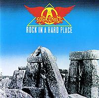 Aerosmith. Rock In A Hard Place