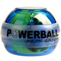 Powerball Neon Green. Кистевой тренажер, без счетчика ( Neon Green (без счётчика) )