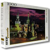 Красная площадь (Москва). Пазл, 1000 элементов