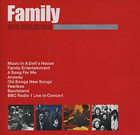 В издание входят следующие записи: 1. Music In A Doll's House (1968) - 1-17 треки 2. Family Entertainment (1969) - 18-28 треки 3. A Song For Me (1970) - 29-38 треки 4. Anyway (1970) - 39-49 треки 5. Old Songs New Songs (1971) - 50-58 треки 6. Fearless (1971) - 59-70 треки 7. Bandstand (1972) - 71-80 треки 8. BBC Radio 1. Live In Concert (1973) - 81-92 треки