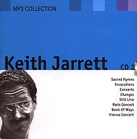 В издание входят следующие альбомы и концертные записи: 1. Sacred Hymns (1980) - 1 - 15 треки 2. Invocations (1980) - 16 - 22 треки 3. Concerts (1981) - 23 - 25 треки 4. Changes (1983) - 26 - 28 треки 5. Still Live (1986) - 29 -37 треки 6. Paris Concert (1988) - 38 - 40 треки 7. Book Of Ways (Cd 1) (1991) - 41 - 49 треки 8. Book Of Ways (Cd 2) (1991) - 50 - 58 треки 9. Vienna Concert (1992) - 59 - 60 треки