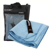 Полотенце Micronet Medium, цвет: небесно-голубойMN 68093EМикроволоконное полотенце Micronet™ - это специально разработанная высокоплотная вязаная чрезвычайно компактная ткань с абсолютно уникальными впитывающими и чистящими свойствами. Сверхтонкие (0.2 денье) микроволоконные сплетения быстро сохнут - 90% воды удаляется при ручном отжиме. Удивительно мягкое с максимальной степенью впитывания, микроволоконное полотенце Micronet™ предлагает вам все свойства обычного полноразмерного полотенца в необычайно маленькой упаковке. Ткань обладает повышенным капиллярным действием, впитывая воды примерно в 5 раз больше своего веса, при этом быстро высыхает. Уникальные микроволоконные сплетения является мощным и, в то же время, мягким очистителем. MicroNet™ деликатно и эффективно удаляют жир, грязь и пот с рук, лица и тела. Микроволоконные сплетения не оставляют пыли или ниточек на очках, биноклях, оптических приборах и линзах. Также подходят для полировки мебели. Полотенце MicroNet™ идеально подойдет любителям...