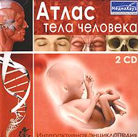Атлас тела человекаАтлас тела человека - интерактивный справочник по анатомии, включающий в себя энциклопедию, интерактивный атлас и видеотеку. Материалы разделены на 45 больших тем - начиная со строения клеток и тканей и заканчивая пищеварительной и мочеполовой системой. Детально, с большим количеством перекрестных ссылок, описаны системы человеческого тела, такие как сердечнососудистая, нервная, лимфатическая и другие. Все данные энциклопедии иллюстрируются в Атласе, где можно найти любые части тела. В видеотеке собраны видеофрагменты и анимированные ролики, дополнительно поясняющие сложные процессы, протекающие в нашем организме. Программу Атлас тела человека можно рекомендовать широкому кругу пользователей, в том числе школьникам 5-11 классов, а также в качестве дополнительного пособия для подготовки к выпускным и вступительным экзаменам. Темы, представленные на диске: Клетка человека. ДНК. Процессы в клетке. Ткани тела. Кожа. Строение...
