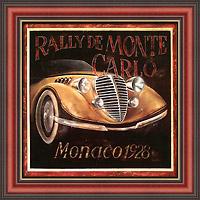 Монако 1928 (Fabrice de Villeneuve), 18 х 18 см18x18 D2849-41418Художественная репродукция картины Fabrice de Villeneuve Monaco 1928. Размер постера: 18 см х 18 см Артикул: 18x18 D2849-41418.