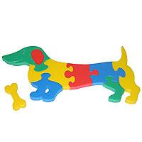 Такса. Мягкая мозаика45359Мозаика Такса своей яркостью и оригинальностью сразу же обращает на себя внимание, и ее будет приятно получить в подарок каждому малышу. Мозаика состоит из нескольких цветных деталей, разных по размеру. Соединив воедино все фрагменты, ваш малыш соберет полностью всю игрушку . Мозаика выполнена из экологически чистого мягкого полимерного материала, обладающего теплоизоляционными свойствами. Эта мозаика настолько универсальна и практична, что с ней можно играть практически везде. Кроме того, благодаря особой структуре материала и свойству прилипать к мокрой поверхности, она является идеальной игрушкой для ванны и сделает процесс купания приятной забавой для ребенка. Преимущество предлагаемой мозаики перед другими игрушками заключается в том, что она способствует развитию у ребенка мелкой моторики, образного и логического мышления, наблюдательности. Все элементы выполнены из современного, легкого, эластичного материала, который обеспечивает большую долговечность и...
