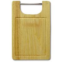 Grinberg Доска разделочная из бамбука. 19 x 29 x 1,8 см 28AR-1004