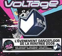 Voltage. Vol. 1 (2 CD) 2008 2 Audio CD
