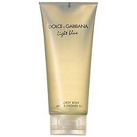 "Dolce&Gabbana Dolce & Gabbana ""Light Blue"". Гель для душа, 200 мл"