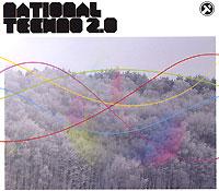 National Techno 2.0 2008 Audio CD