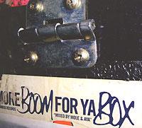 More Boom Ya Box. 1996-2006... 2008 Audio CD
