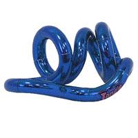 Змейка Tangle, цвет: синийТГ126Змейка Tangle синего цвета станет полезным подарком вашему ребенку. Змейка скручивается в любую форму. Игра со змейкой развивает у вашего ребенка воображение, внимательность, способствует развитию мелкой моторики рук.