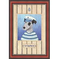Капитан (Lew Carol), 30 x 40 см30x40 A2474-61840Художественная репродукция картины Lew Carol Le Capitaine. Размер постера: 30 см x 40 см. Артикул: 30x40 A2474-61840.