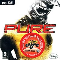 Pure, Новый Диск, Disney Interactive