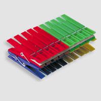Прищепки для белья Maxi, 20 штYORK Z030Набор из 20 прищепок для белья Maxi станет незаменимым для любой хозяйки. Уважаемые клиенты! Товар поставляется в цветовом ассортименте. Отгрузка производится из имеющихся в наличии цветов. Характеристики: Размер прищепки: 1 см х 8,5 см х 2 см. Материал: сложные полимеры. Изготовитель: Польша. Артикул: Z030.