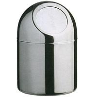 Контейнер косметический для ванной, 1,3 л1600117Косметический контейнер для ванной выполнен из нержавеющей стали, удобен в использовании. Благодаря необычному дизайну контейнер впишется в интерьер любой ванной комнаты. Характеристики: Материал: нержавеющая сталь. Объем контейнера: 1,3 л. Размер контейнера: 11,5 см х 11,5 см х 17 см. Производитель: Великобритания. Артикул: 1600117.