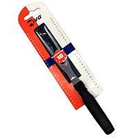 Вилка для мяса Ivo цвет в ассортименте728-PВилка для мяса, изготовленная из стали, станет незаменимым помощником на Вашей кухне. Очень удобная пластиковая ручка не позволит выскользнуть вилке из вашей руки. Для Компании Ivo характерно использование последних технологических разработок. Тщательно отобранное сырье и прекрасный дизайн ножей от Ivo отвечает интересам самых требовательных покупателей, а также профессиональных поваров. Чтобы соответствовать этому стандарту, для изготовления ножей была выбрана сталь высочайшего качества. Отличительная особенность ножей фирмы - это безукоризненно острое лезвие, не нуждающееся в заточке. Уход за ножами очень прост! Для поддержания ножей в рабочем состоянии достаточно 1 раз в месяц обработать край лезвия мусатом (специальным точилом). Для чистки ножей подойдут неабразивные моющие средства.