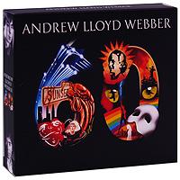 Zakazat.ru: Andrew Lloyd Webber. 60 (3 CD)