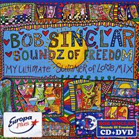 Bob Sinclar. Soundz Of Freedom (CD + DVD) 2008