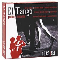 El Tango. Pasion Y Emocion (10 CD)