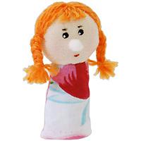 Кукла пальчиковая Внучка017.32Кукла пальчиковая Внучка, выполненная в ярких и насыщенных тонах, станет великолепным дополнением к вашему пальчиковому театру. Играть и ставить спектакли с пальчиковыми куклами необыкновенно интересно. Управлять такой куклой сможет даже ребенок. Играя, малыш разовьет мелкую моторику рук, а сочиняя сценарии - воображение.