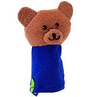 Кукла пальчиковая Медведь017.38Кукла пальчиковая Медведь станет великолепным дополнением к вашему пальчиковому театру. Играть и ставить спектакли с пальчиковыми куклами необыкновенно интересно. Управлять такой куклой сможет даже ребенок. Играя, малыш разовьет мелкую моторику рук, а сочиняя сценарии - воображение.