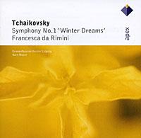 Zakazat.ru Kurt Masur. Tchaikovsky. Symphony No. 1 / Francesca Da Rimini