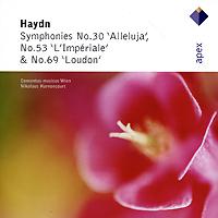 Nikolaus Harnoncourt. Haydn. Symphonies