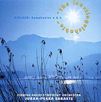 Zakazat.ru Jukka-Pekka Saraste. Nielsen. Symphonies 4 & 5
