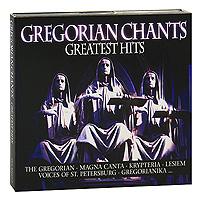 Zakazat.ru: Gregorian Chants. Greatest Hits (2 CD)