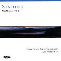 Norwegian Radio Orchestra / Ari Rasilainen. Christian Sinding. Symphonies 1 & 2