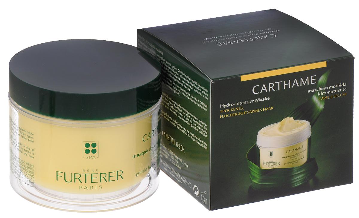 Увлажняющая маска Rene Furterer, питательная, 200 мл3282779200943Благодаря маслу Carthame и его необыкновенному питательному свойству, маска проникает глубоко в структуру волоса, восстанавливая и питая его изнутри. Маска защищает волосы, делает их исключительно мягкими и шелковистыми. Маска имеет кремовую текстуру и не утяжеляет волосы. Они становятся блестящими и прекрасно расчесываются.