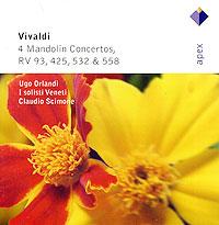 Vivaldi. Mandolin Concertos