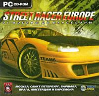 Street Racer Europe. От Москвы до Барселоны, Новый Диск / Team6 Game Studios