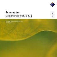 Kurt Masur. Schumann. Symphonies Nos. 1 & 4