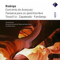 Turibio Santos, Claudio Scimone. Rodrigo. Concierto De Aranjuez / Fantasia Para Un Gentilhombre