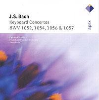 Janos Rolla. Bach. Keyboard Conceros
