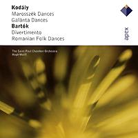 Hugh Wolff. Kodaly: Galanta & Marosszek Dances / Bartok: Divertimento