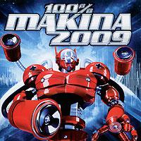100% Makina 2009 (3 CD) 3 Audio CD