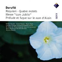 Maurice Durufle. Durufle. Requiem / Quatre Motets / Messe
