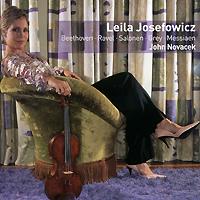Leila Josefowicz, John Novacek. Recital (2 CD)