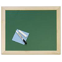 Игровой набор Доска комбинированная No2Р26546Игровой набор Доска комбинированная №2 состоит из двухсторонней доски, мела, тряпки для вытирания с доски и водного маркера. Ребенок сможет писать на доске мелом или маркером. В верхней части рамы расположены отверстия под шнурок для подвешивания доски. Шнурок в комплект не входит.